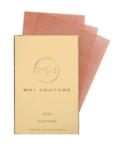 El Rubor De Papel - Sicilia - Mai Couture