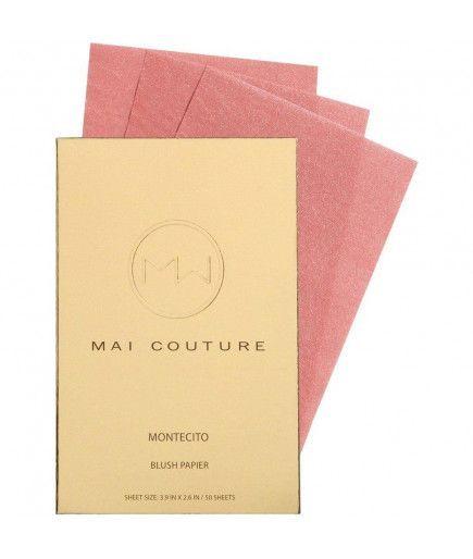El Rubor De Papier - Montecito De Mayo De Alta Costura