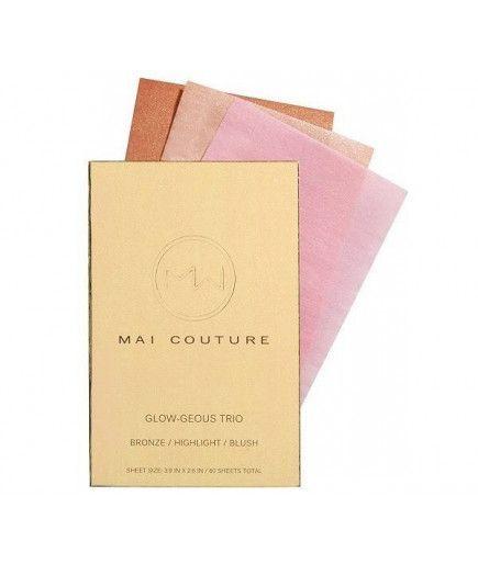 Pack Trio Carta di Trucco - Glow-geous - Mai Couture