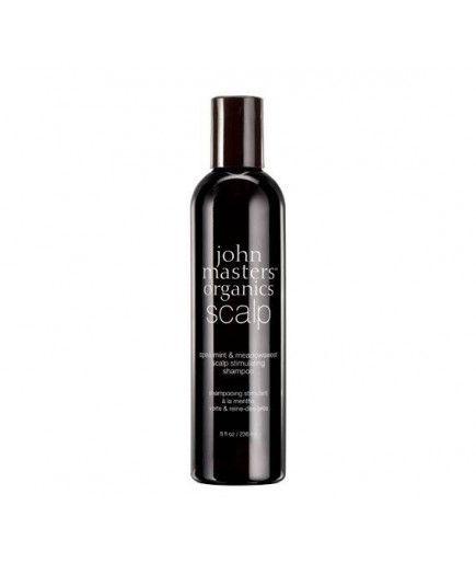 Shampoo Stimulant mädesüß und Pfefferminze - John Masters Organics