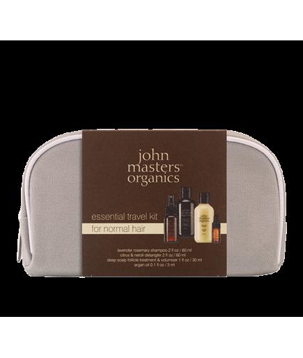 Pack De Viaje - Cabello Normal - John Masters Organics