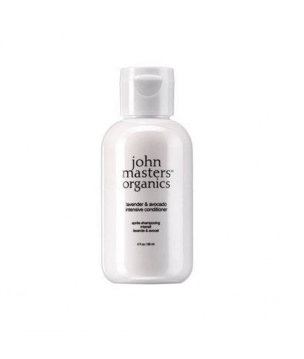 Después del Champú Intensivo de Lavanda y Aguacate - 60 ml - John Masters Organics