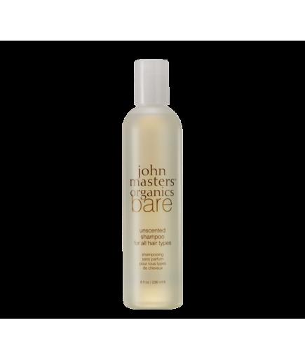 Champú sin perfume - 236 ml John Masters Organics