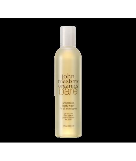 Gel de ducha sin fragancia - 236 ml John Masters Organics