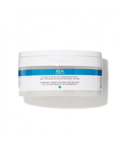 Exfoliante corporal Tonificante Algas del Atlántico, y en Magnesio - REN de Cuidado de la piel