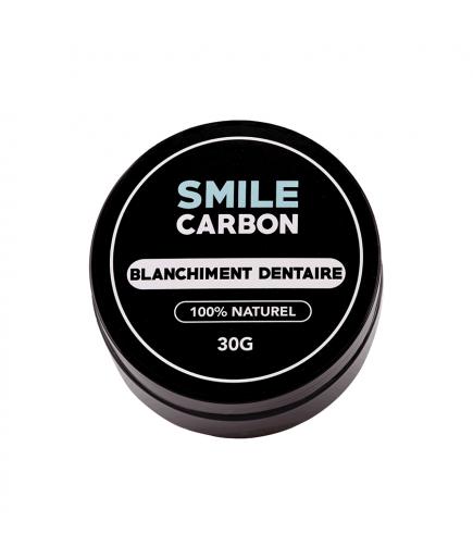 Carbón activado - Blanqueamiento de dientes - de Carbono natural de Coco