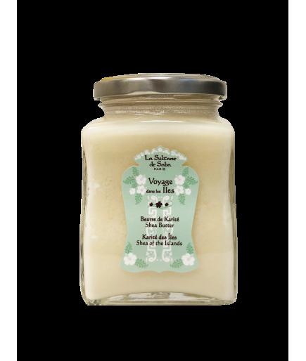 Beurre de karité - Karité des Îles