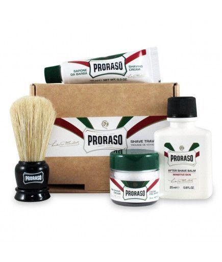 Set da viaggio - Shave Kit da Viaggio - Proraso