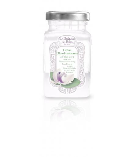 Crema Ultra Idratante con aloe vera 100 ml - La Sultane de Saba