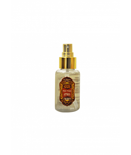 Elixir Visage - Cérémonie des 7 épices - La Sultane de Saba