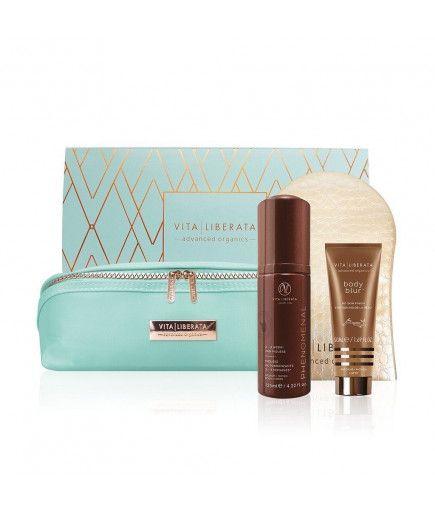 Kit Luxurious tan gift - Phéno Medium - Vita Liberate
