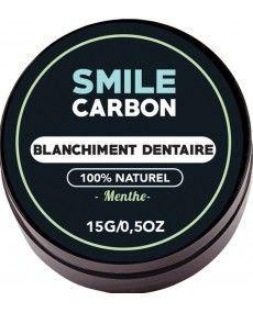 Carboni - Sbiancamento dei denti naturali 15gr - SORRISO di Carbonio