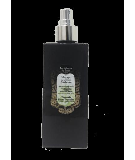 Brume Parfumée - Champaka, Fleurs Tropicales - La Sultane de Saba