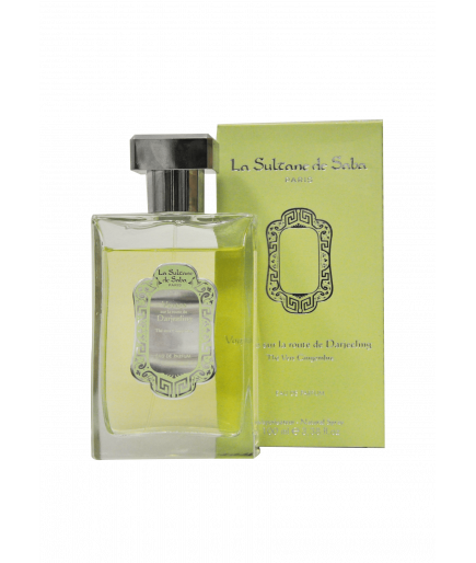 Parfum - Thé Vert Gingembre - La Sultane de Saba