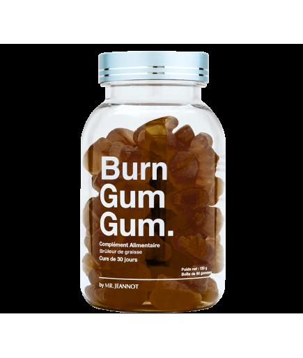 Burn Gum Gum - Complément alimentaire Cheveux Brûleur de Graisses - MR. JEANNOT