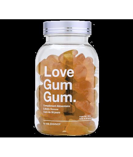 Love Gum Gum - Complément alimentaire Libido Homme - MR. JEANNOT