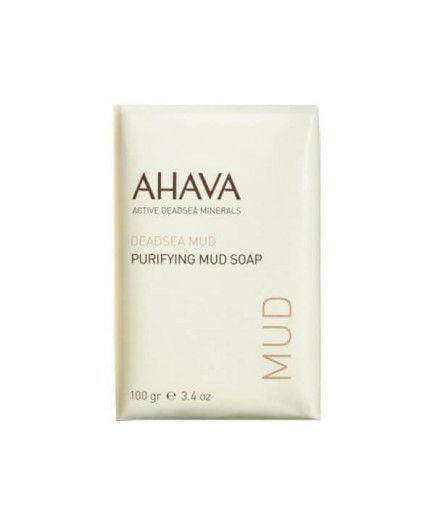 Savon purifiant à la boue - AHAVA