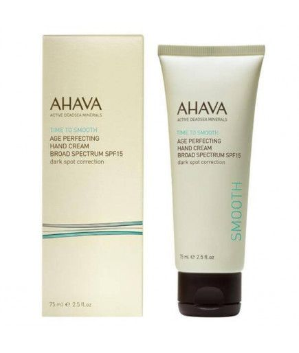 Crème Mains Perfection Anti âge IP15 - 75 ml - AHAVA