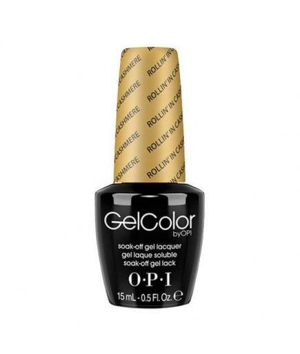 Vernis À Ongles - GelColor Rollin'in Cashmere - O.P.I