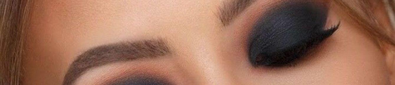 Los ojos de maquillaje