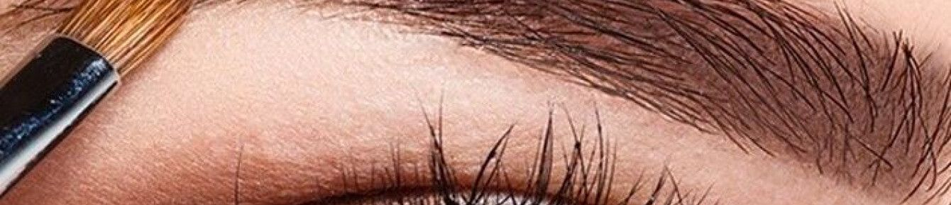 El maquillaje de cejas