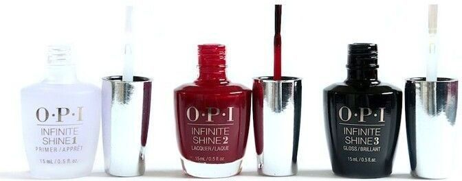 Infinite Shine di OPI