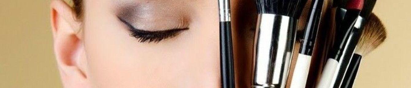 Kit make-up pinsel