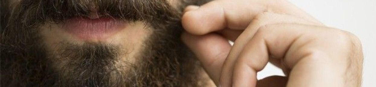 La cura della barba